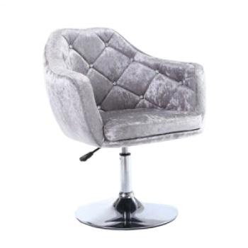 Парикмахерское кресло HC830 серое | Venko