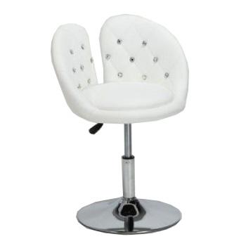 Кресло косметическое HC-944N белое | Venko