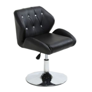 Кресло косметическое HC949N черное | Venko