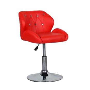 Кресло косметическое HC949N красное | Venko