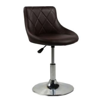 Кресло косметическое HC1054N шоколадное | Venko