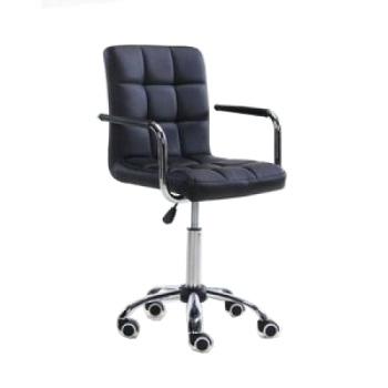 Косметическое кресло HC-1015KP черное | Venko