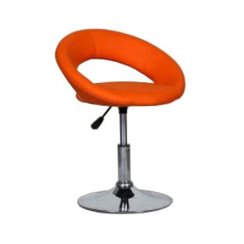 Кресло косметическое HC104N оранжевое | Venko