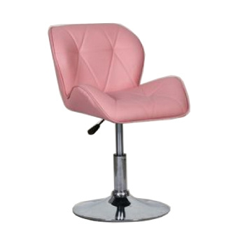 Кресло косметическое HC-111N розовое | Venko