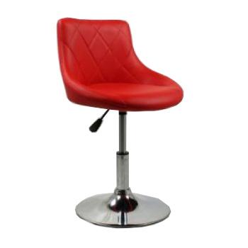 Кресло косметическое HC1054N красное | Venko