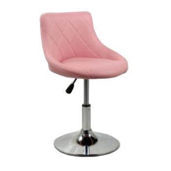 Кресло косметическое HC1054N розовое | Venko