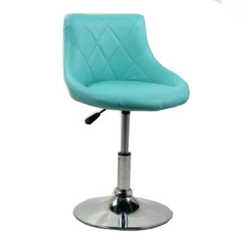 Кресло косметическое HC1054N бирюзовое | Venko