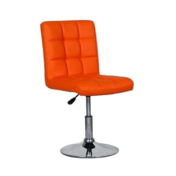Кресло косметическое HC1015N оранжевое | Venko
