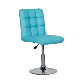 Кресло косметическое HC1015N бирюзовое | Venko