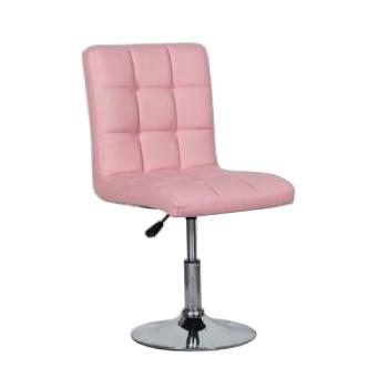 Кресло косметическое HC1015N розовое | Venko