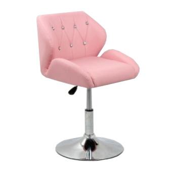 Кресло косметическое HC949N розовое | Venko