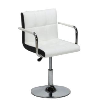 Кресло косметическое HC-811N белое | Venko