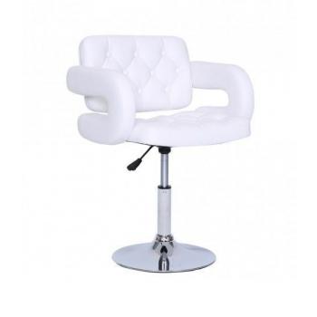 Кресло косметическое HC8403N белое | Venko