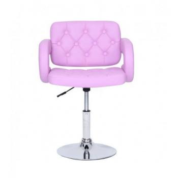 Кресло косметическое HC8403N лавандовое | Venko