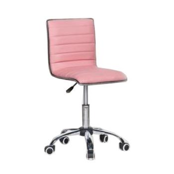 Косметическое кресло HC-1156K розовое | Venko