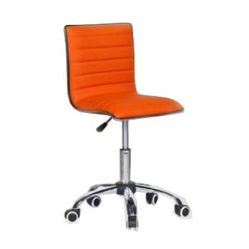 Косметическое кресло HC-1156K оранжевое | Venko
