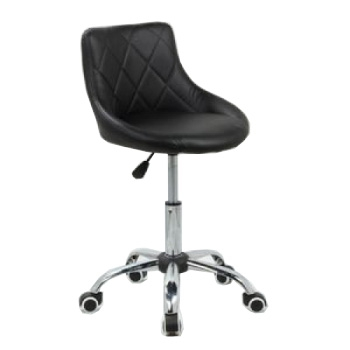 Косметическое кресло HC1054K черное | Venko