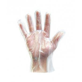 Перчатки одноразовые М-XL CPE Polix PRO & MED, 100 шт | Venko