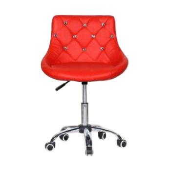 Косметическое кресло HC931K красное | Venko