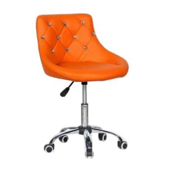 Косметическое кресло HC931K оранжевое | Venko