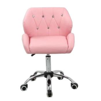 Косметическое кресло HC949K розовое | Venko