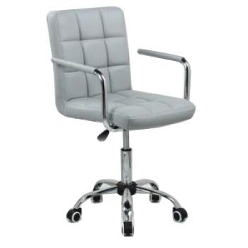 Косметическое кресло HC-1015KP серое | Venko