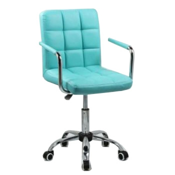 Косметическое кресло HC-1015KP бирюзовое | Venko