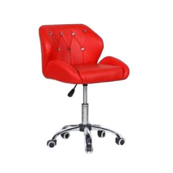 Косметическое кресло HC949K красное   Venko