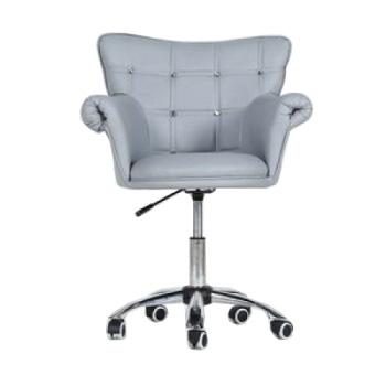 Косметическое кресло HC804CK серое | Venko