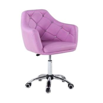Косметическое кресло HC830K лавандовое | Venko