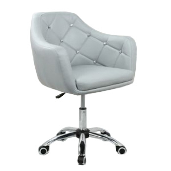 Косметическое кресло HC830K серое | Venko