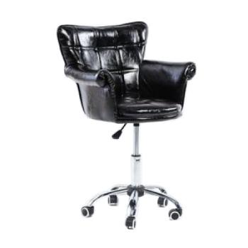Косметическое кресло HC804KB черное | Venko