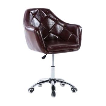 Косметическое кресло HC830KB коричневое   Venko