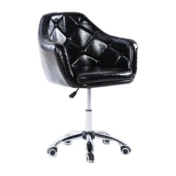 Косметическое кресло HC830KB черное | Venko