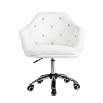 Косметическое кресло HC830K белое | Venko