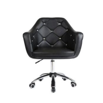 Косметичне крісло HC830K чорне | Venko