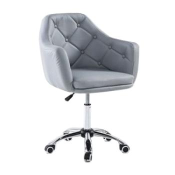 Косметическое кресло HC831K серое | Venko