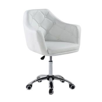 Косметическое кресло HC831K белое | Venko