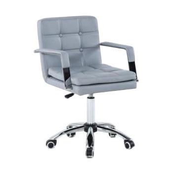 Косметическое кресло HC730K серое | Venko