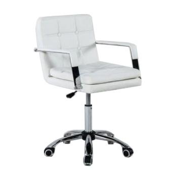 Косметическое кресло HC730K белое | Venko