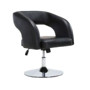 Парикмахерское кресло HC-801 черное | Venko