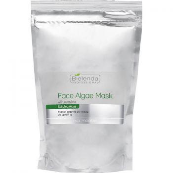 Альгинатная маска со спирулиной в упаковке, 190 г
