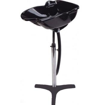 Парикмахерская мойка NA 0032 черная | Venko