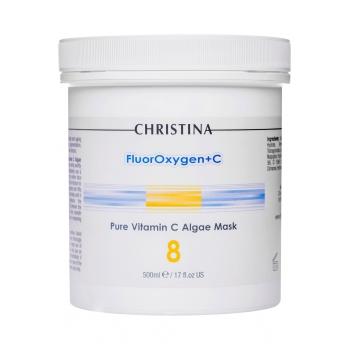 Водорослевая маска (шаг 8) - Pure Vitamin C Algae Mask Fluoroxygen+C, 500мл | Venko