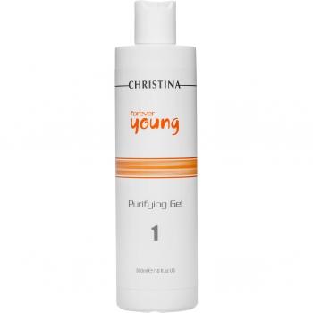 Очищающий гель Christina - Purifying Gel Forever Young, шаг 1, 300 мл | Venko