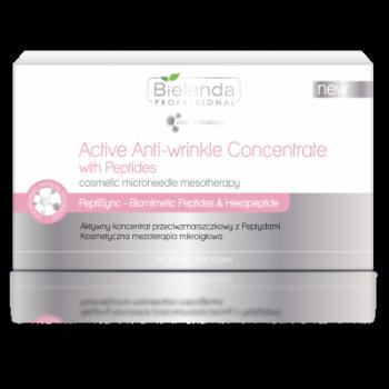Набор активных концентратов с пептидами Bielenda, 10x3 мл | Venko