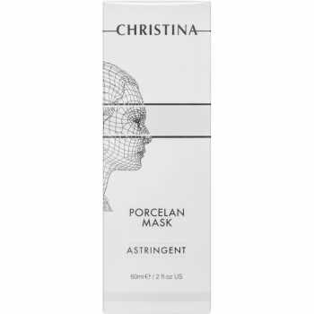 Поросуживающая фарфоровая маска - Porcelan Masque Astringent, 60 мл | Venko