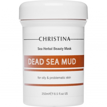 Грязевая маска - Sea Herbal Beauty Dead Sea Mud Mask, 250 мл