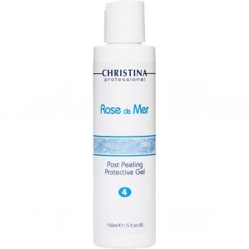 Постпилинговый защитный гель Christina - Post Peeling Protective Gel Rose de Mer, шаг 4, 150 мл | Venko
