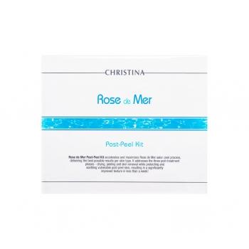 Постпилинговый уход - Rose de Mer Post-Peel Kit, (5 препаратов) | Venko